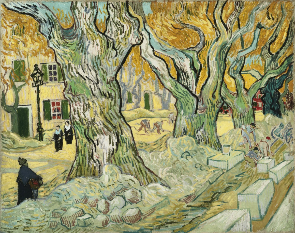 Vincent van Gogh in Saint-Rémy, France | Van Gogh Route